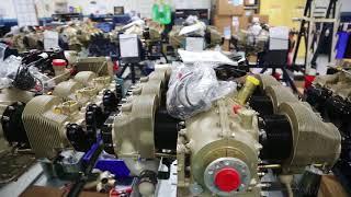 Video Continental Motors Modernizing Production download MP3, 3GP, MP4, WEBM, AVI, FLV Oktober 2018