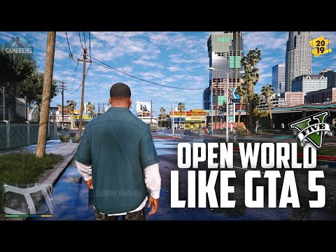 Top 10 Open World Games Like GTA 5 For Android 2019 | Best Open World Android Games | Online/Offline