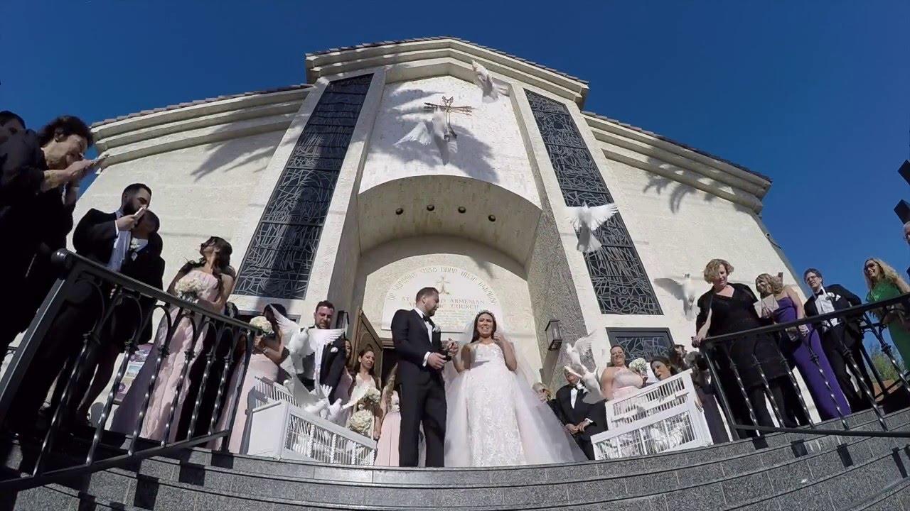 Armenian Wedding Video Los Angeles Dove Release 7l4 903 6599