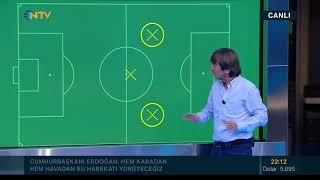Rıdvan Dilmen: Bir Alex değil (% 100 Futbol Gençlerbirliği-Galatasaray)