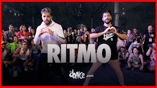 Ritmo - Black Eyed Peas ft. J Balvin | FitDance SWAG (Official Choreography)
