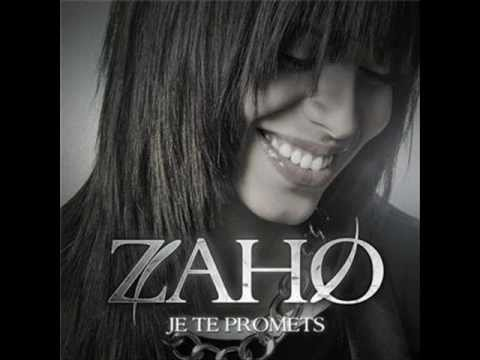 Zaho - Je te Promets (+ Paroles )