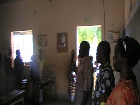 School Senegal, Afrika