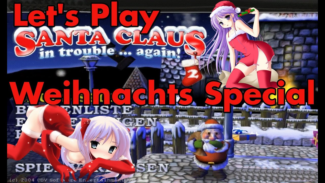 lets play santa claus in trouble again 2 weihnachts special german blind alle level ho ho ho youtube - Santa Hohoho 2