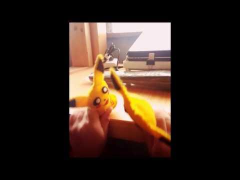 Pikachu by Jordan Caitlin  was edited by joseph