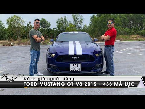 Thành viên Car Passion đánh giá xe thể thao cơ bắp Mỹ Ford Mustang GT V8 2015, 435 mã lực