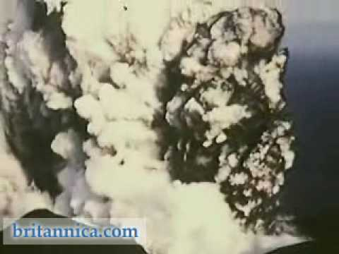 Volcanic Activity: The Formation Of Surtsey