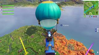 [PS4] Fortnite - Oasis, Rock Archway, Dinosaurs Search Location / Week 2 Challenges / No BS