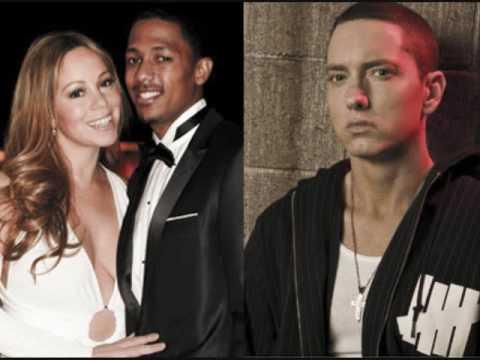 EMIN3M-THE WARNING w/lyrics (Nick Cannon and Mariah Carey Diss)