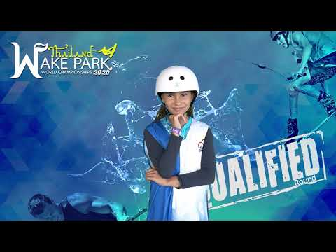 Laima Blazhevichus - Girls Under 13 yo Wakeboard
