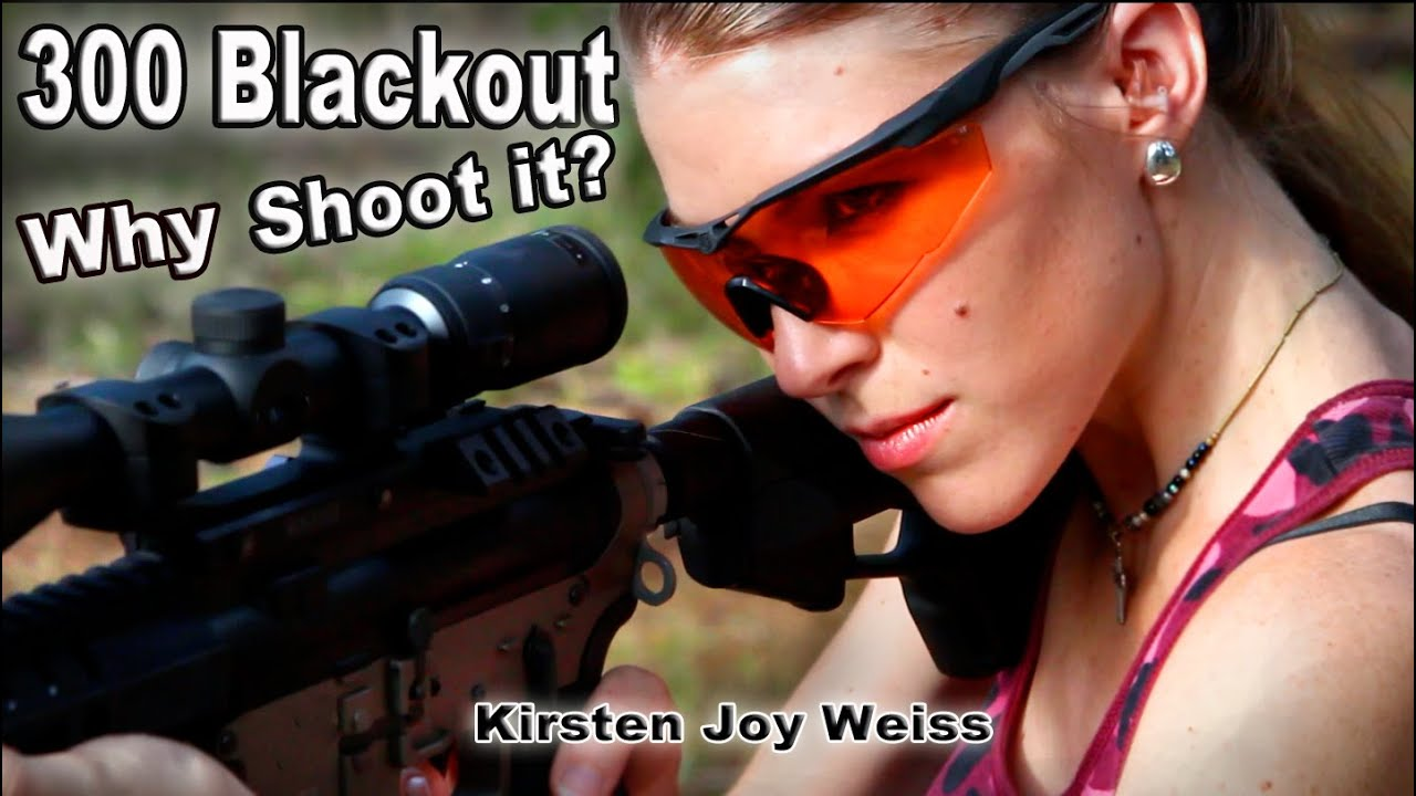 300 Blackout, Why Shoot It? -Trigger Happy Tuesdays Ep  5