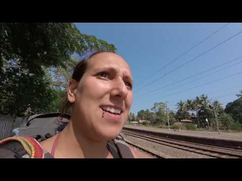 VID 29 * Varkala to Goa (Panjim) * INDIA - backpacker world trip 2016