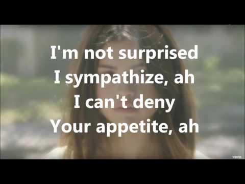 Selena Gomez - Fetish (Lyrics video)