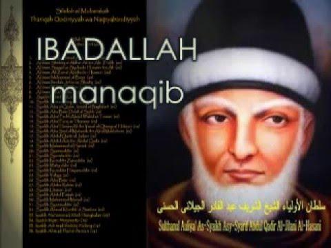 IBADALLAH Manaqib Syekh Abdul Qadir Jaelani