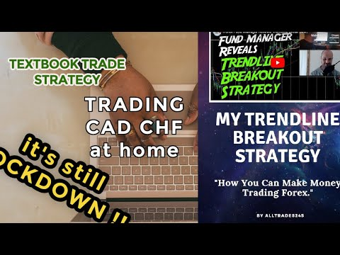 Cad Swiss Trade Set up - How you can trade it and Make Money in 2021