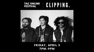 TAC Online Festival: clipping. Masterclass