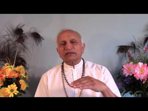 Asana, Pranayam, Pratyahara (Yoga sutra  Ch. 2.#  46,47,49,54).6-5-15