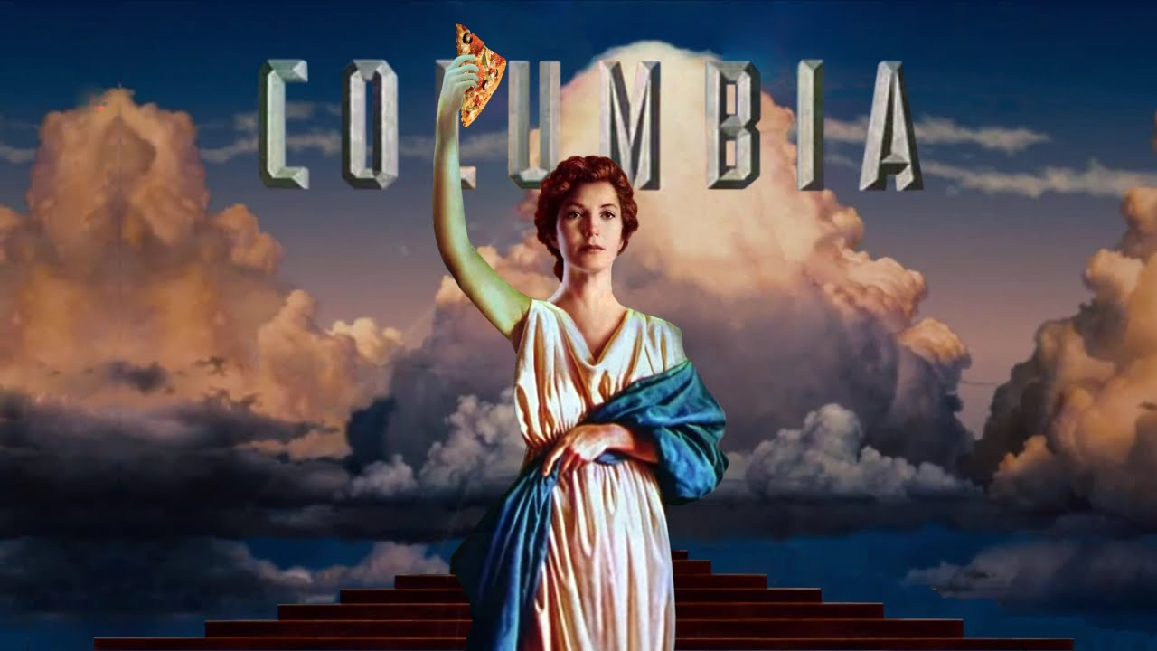 columbia pictures intro pizza hd youtube