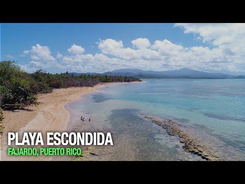 Playa Escondida, Fajardo, Puerto Rico | Nos Vamos de Paseo