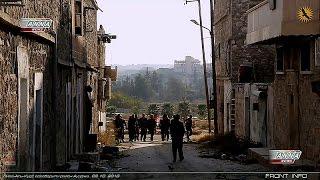 Сирия Syria HD ★ Лива Аль Кудс освободили район Ауэджа 08.10. 2016