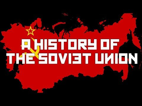 A History of the Soviet Union (USSR)