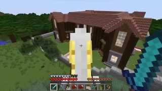 Minecraft building video - Mansion