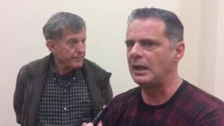 Προσυνεδριακή συνάντηση ΕΑΣ Σεγας Πελοποννησου