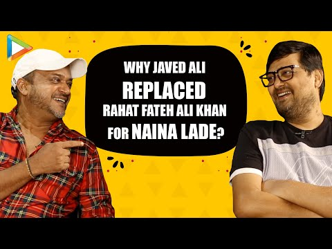 Sajid Wajid On Why Javed Ali REPLACED Rahat Fateh Ali Khan For Naina Lade! | Dabangg 3