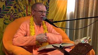 Шримад Бхагаватам 1.8.34 - Бхакти Чайтанья Свами