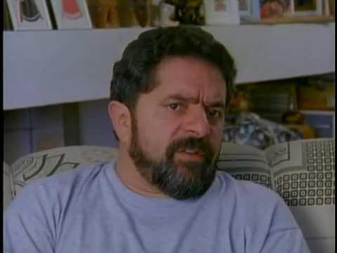 Lula em 1992 : Luiz Inácio Lula da Silva