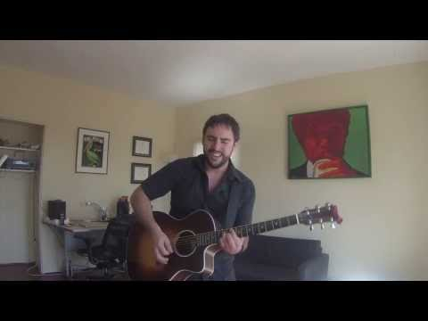 Allen Stone - Unaware (Acoustic Cover)