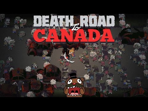 Baer is on the Death Road to Canada Ep 1