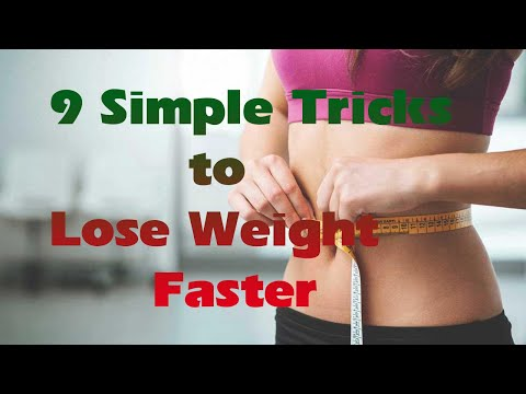 9 Simple Tricks to Lose Weight Faster   Hubert shared