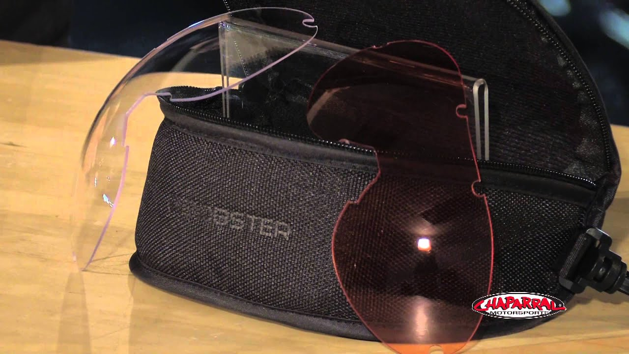 Bobster Phoenix Over The Glasses Motorcycle Goggles Review Youtube