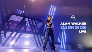 Darkside - Alan Walker feat. Romy Wave LIVE