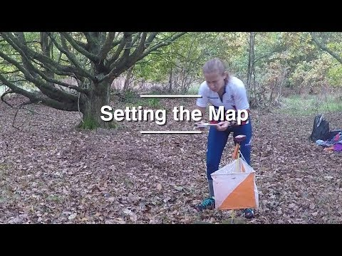 Setting The Map || Charlotte Ward || Think Fast, Run Hard, Go Orienteering