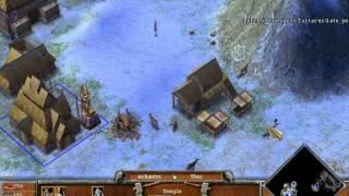 Age of Mythology Walkthrough Part 57-Beneath the Surface 2/3