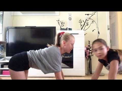 Yoga Challenge! (Danish) from YouTube · Duration:  6 minutes 34 seconds