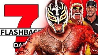 WWE Comeback-Sensationen analysiert: Michaels, Mysterio, Hogan - 7DAYS