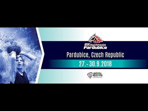 BK Pardubice (CZE) - Danube Future Stars (AUT)