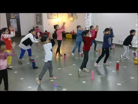Badri Ki Dulhaniya | Kids Dance Classes | Glimpse | StepKraft