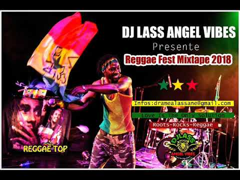 Reggae Fest Mixtape Feat. Chris Martin, Romain Virgo, PopCaan, Tarrus Riley, (May 2018)
