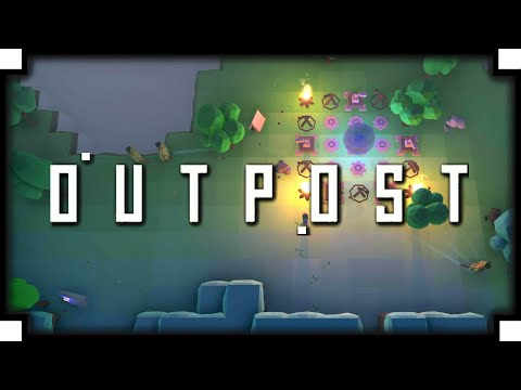 Outpost - (Base Building Defense Game)[Free Game]
