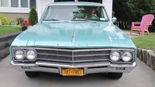 Classic Cars: Take a ride in a 1966 Buick Skylark