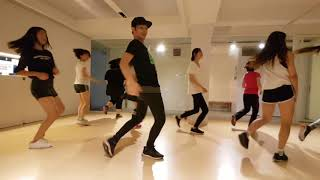 G-DRAGON - BULLSHIT Choreography by Jimmy/Jimmy dance