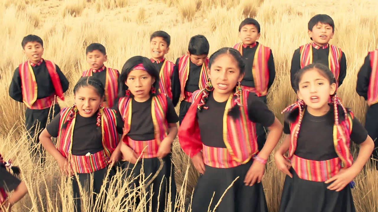 Coro de niños de Espinar K'ana wawakunas - Ch'aska Ñahuy