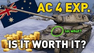 world of Tanks - AC 4 Experimental Review & Guide