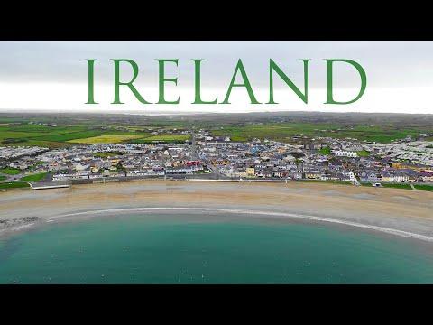 Ireland Travel Highlights (Dublin, Killarney, Cork, Ring of Kerry, Wild Atlantic Way)