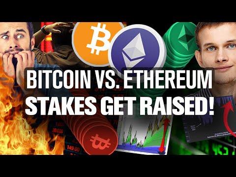 BITCOINs Crashing!! Panic!? Nope! I'm Buying ETHEREUM!