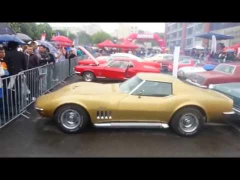 Retro American Muscle Cars - Bucuresti Mall -1-